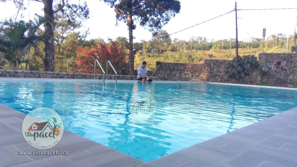 villa safe care pacet di lengkapi kolam renang pribadi