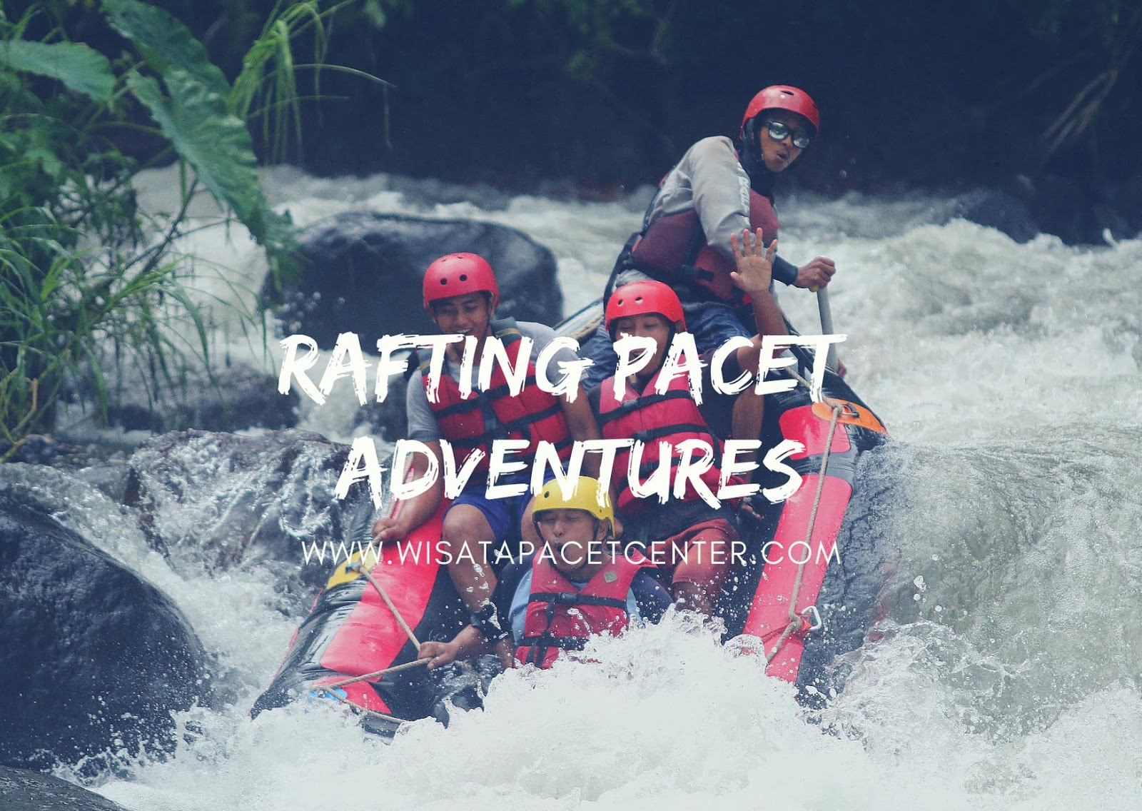 paket outbound pacet adventure