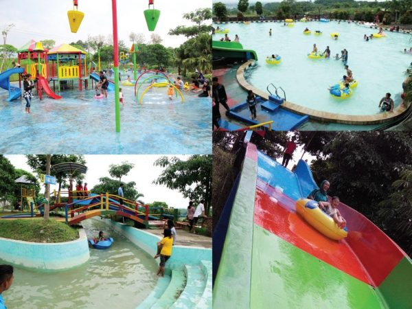 Joglo Park Pacet Wisata Dengan Deretan Wahananya