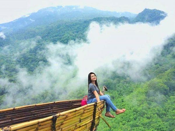 Wisata Panorama Petung Sewu Ini Cocok Yang Ingin Sensasi Survival